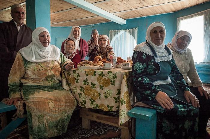23297 Мордовия: татарские села Мордовия Посреди России